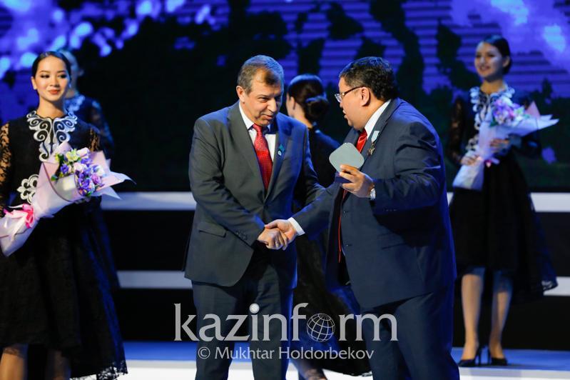 Ряд престижных премий получили предприниматели в Нур-Султане