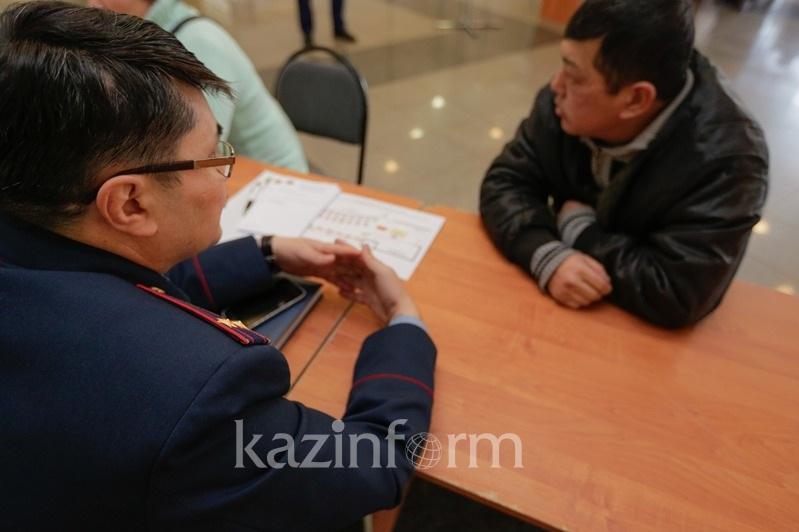 Группа африканцев нарушила миграционное законодательствов Алматинской области