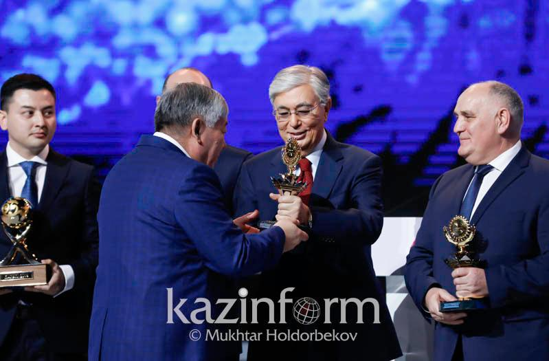 Altyn Sapa awarding ceremony kicks off in Kazakh capital