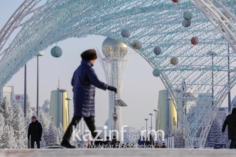 Какая погода будет в Казахстане 14 - 17 декабря