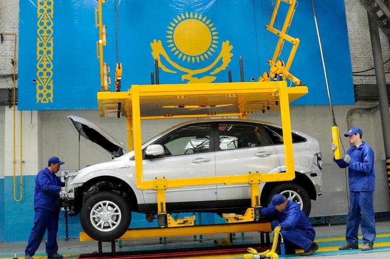Elimizde satylǵan árbir ekinshi avtomobıl Qazaqstanda qurastyrylǵan  - Toqaev