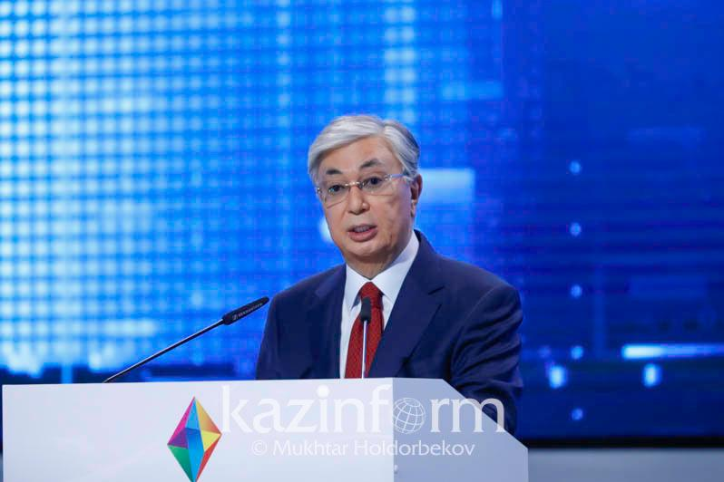 Kazakh President sets a new industrial task before Government