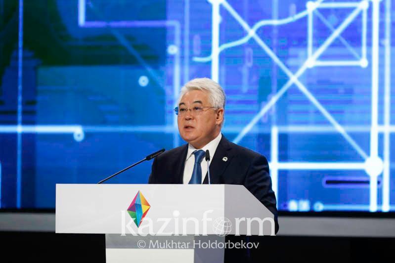 Учитывая ошибки, продолжим выбранный курс – Бейбут Атамкулов об индустриализации