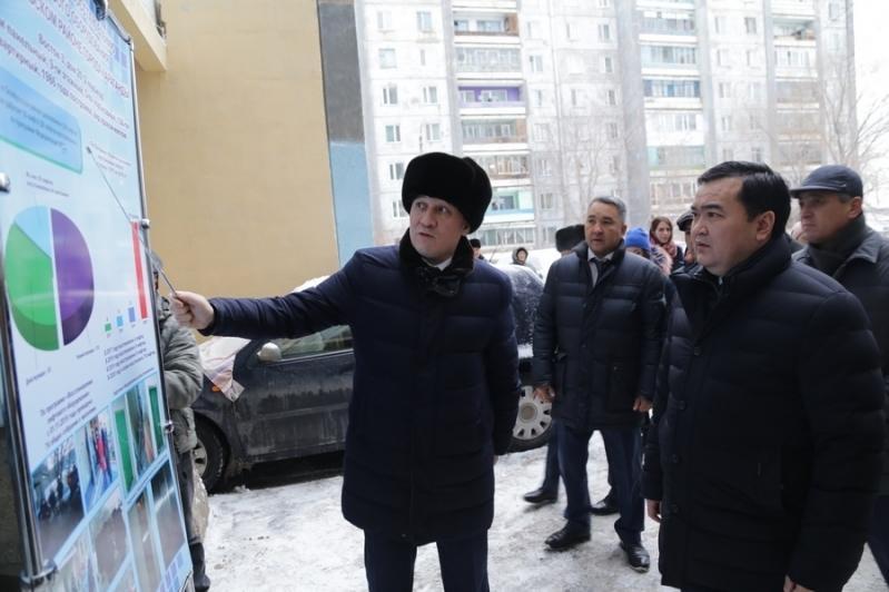 Восстанавливать лифты начали в Караганде в рамках новой программы