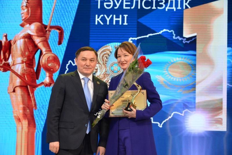В Акмолинской области отметили День независимости Казахстана