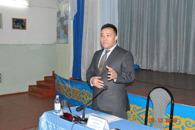 В Таразе решают многолетние проблемы