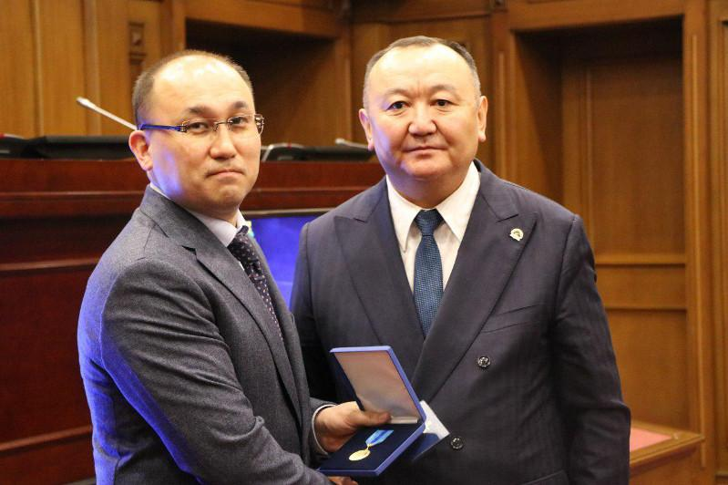 Information and Social Development Ministry presented state awards