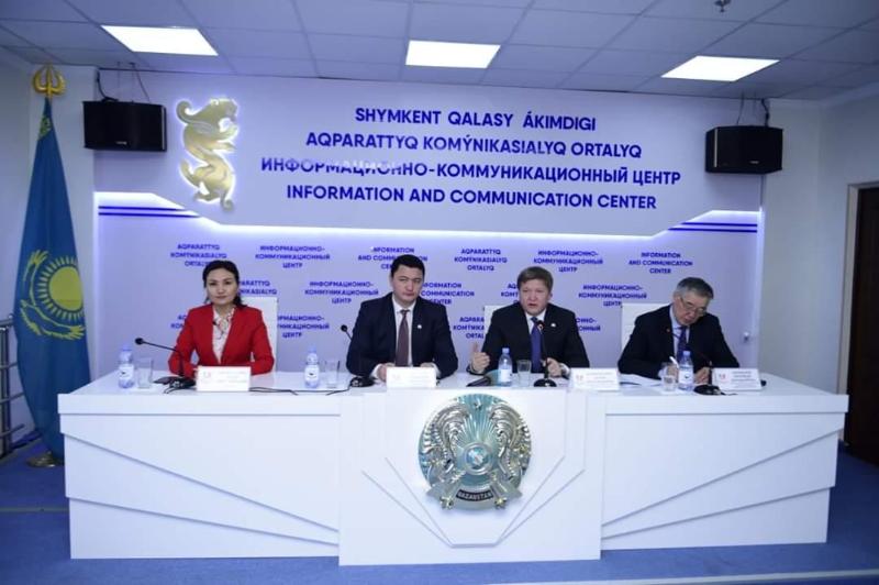 В Шымкенте продолжаются мероприятия по разъяснению ОСМС