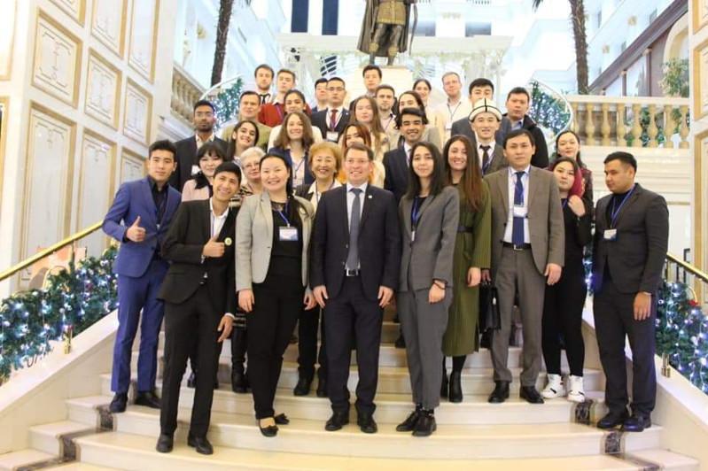 Шымкентте «Шекарасыз ынтымақтастық» халықаралық форумы өтті