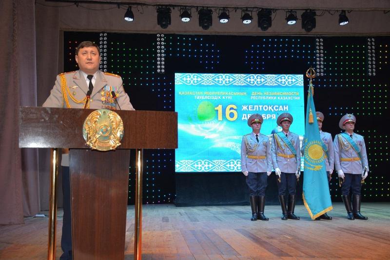 SQO-da sońǵy úsh jylda polıtsııanyń jeti qyzmetkeri «Erligi úshin» medalimen marapattaldy