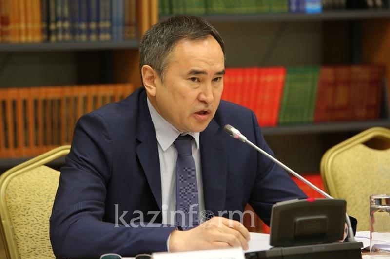 О достижениях Независимости вЖамбылской областирассказалАскар Мырзахметов