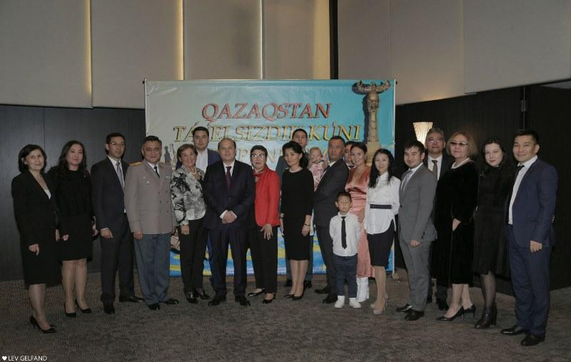 Kazakhstan Independence Day celebrated in Israel