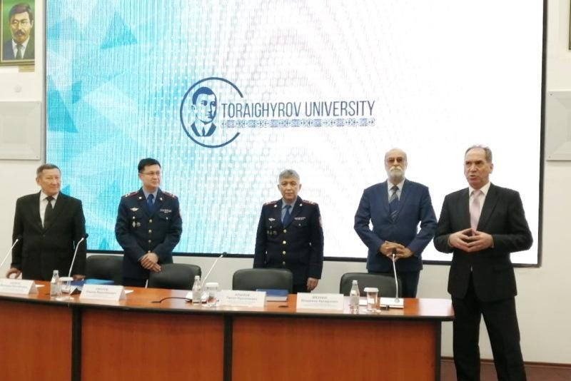 Первый в Казахстане клуб молодых юристов открыли в Павлодаре