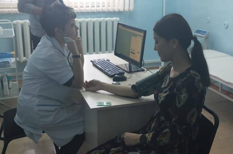 В Экибастузе открыли новый центр первичной медико-санитарной помощи