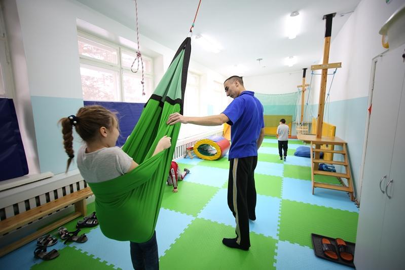 Kindergarten for children with autistic disorders opened in Ust-Kamenogorsk