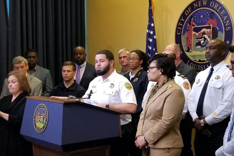 美国新奥尔良市遭网络攻击 市长宣布进入紧急状态