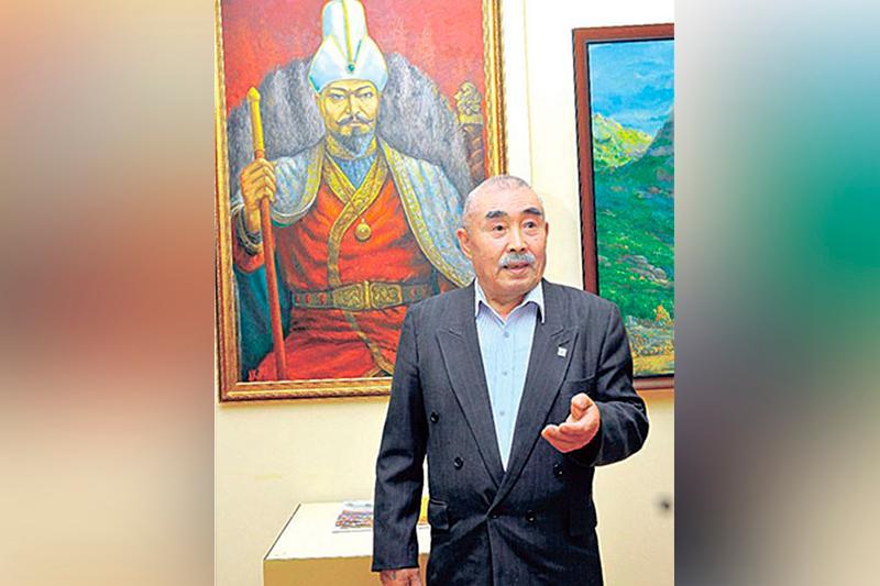 Акмолинский художник передал свои работы в Кипрский музей