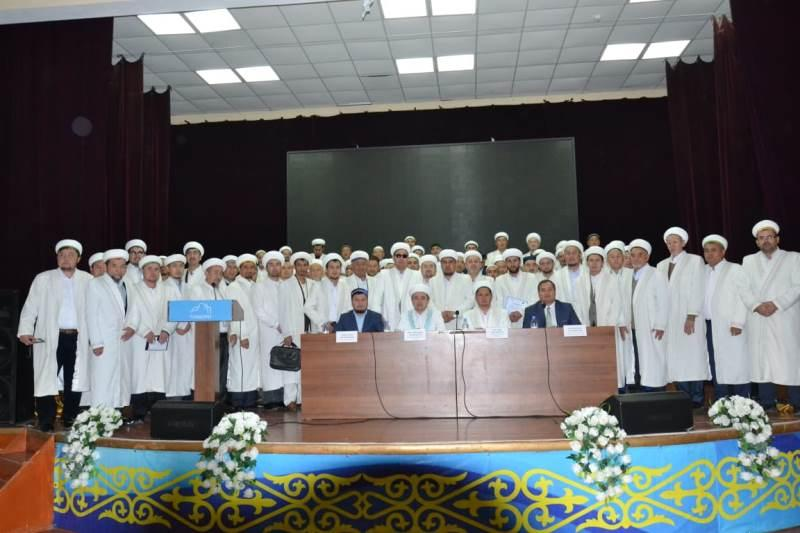 Форум «Жеті рухани қазық» прошел в Туркестанской области