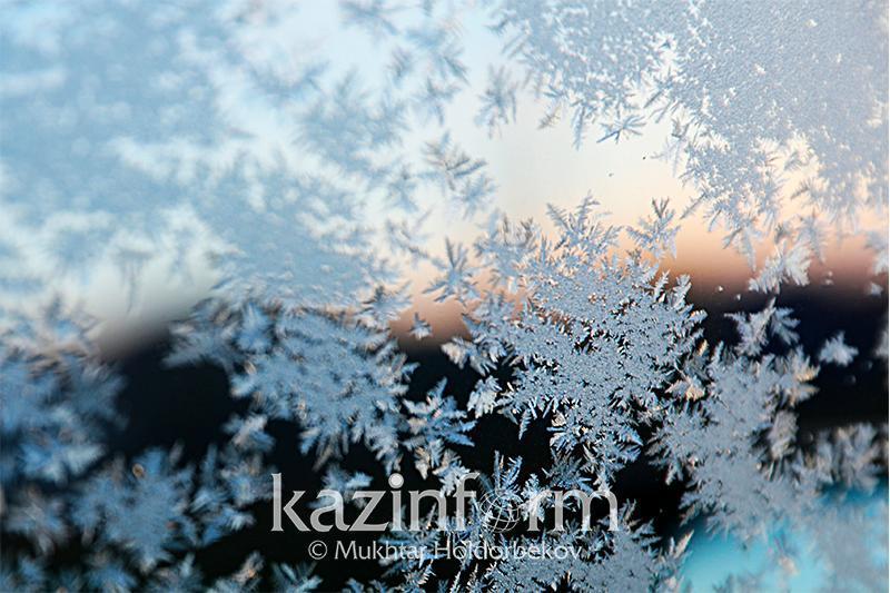 Похолодание ожидается в Казахстане 15 декабря