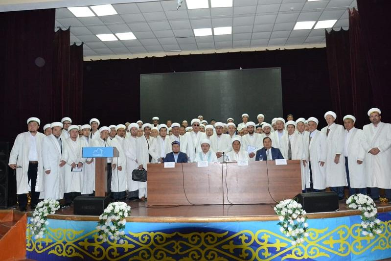 Түркістанда имамдар форумы өтті
