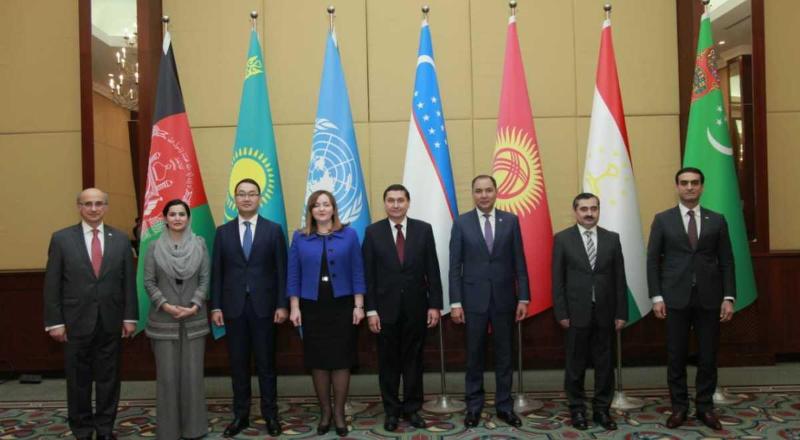 Орталық Азия СІМ өкілдері қауіпсіздік мәселелерін талқылады