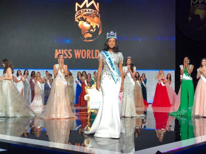 Новую  «Мисс мира» выбрали в Лондоне