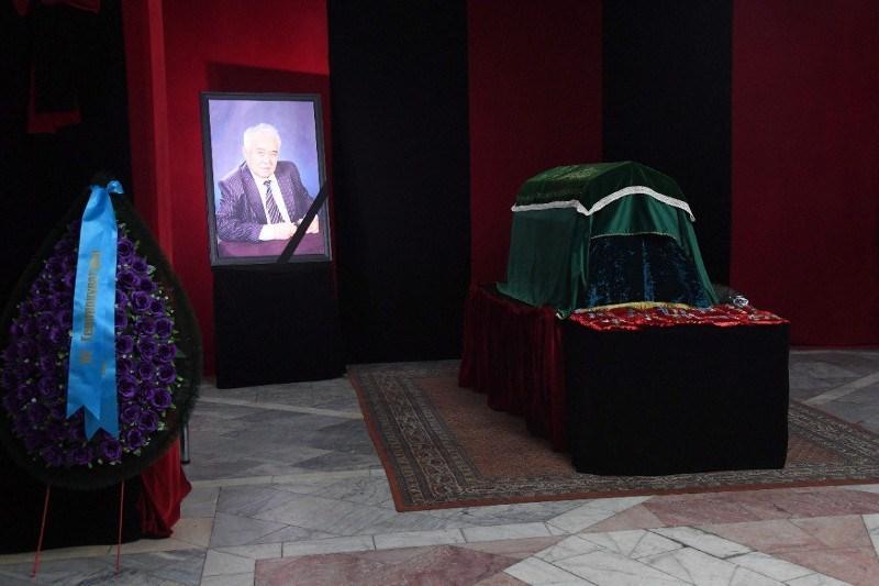 В Алматы простились с Султаном Сартаевым