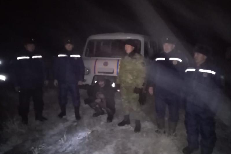 Пастух заблудился из-за тумана в Алматинской области