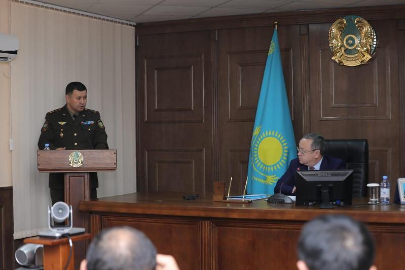 Нарушения правил пожарной безопасности выявлены на объектах торговли в Актюбинской области