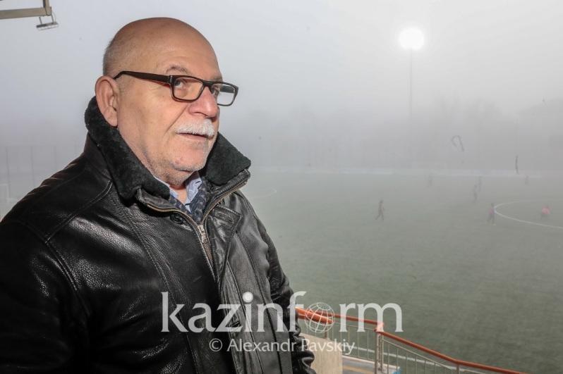 Мнение о казахстанском футболе и почему Роналду лучше Месси – интервью с легендой «Кайрата»