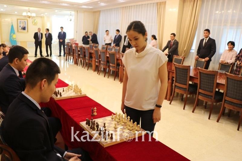 По инициативе Казахстана Генассамблея ООН учредила Всемирный день шахмат