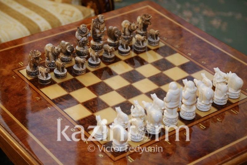 """联合国通过决议将7月20日确立为""""世界国际象棋日"""""""