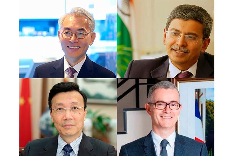28 лет Независимости: что пожелали казахстанцам иностранные послы