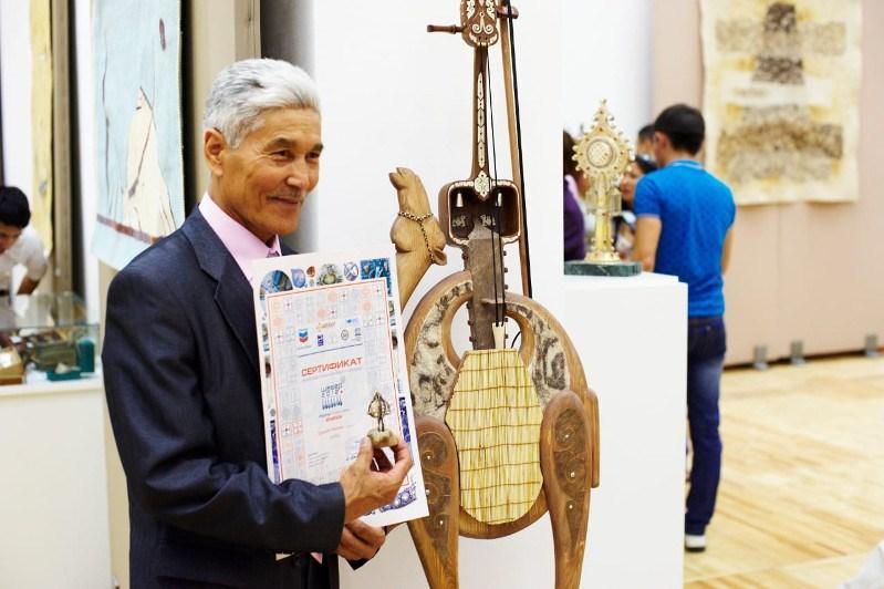 Особое достижение независимости - возрождение казахских ремесел