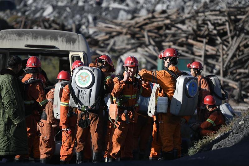 Қытайда шахтадағы жарылыстан 14 адам қаза тапты