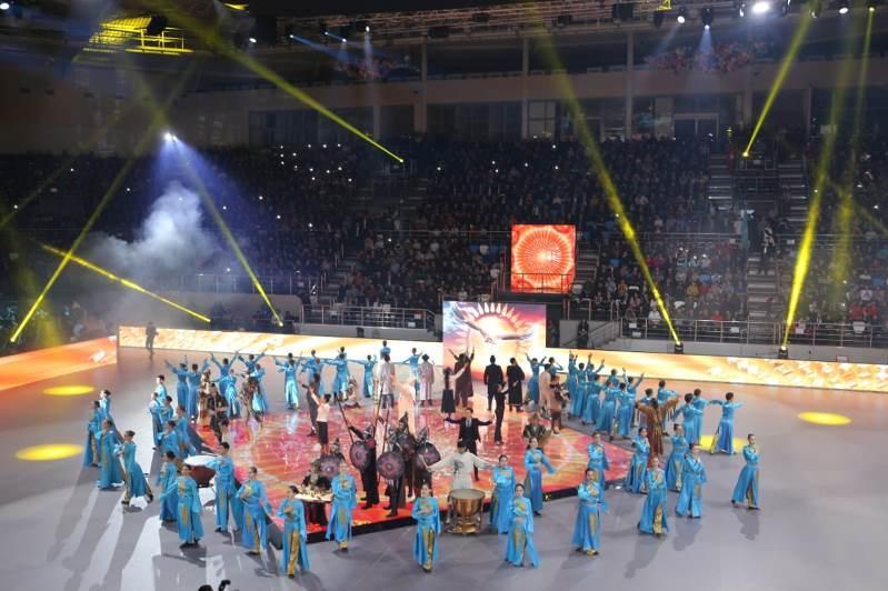 В Восточном Казахстане отметили День независимости