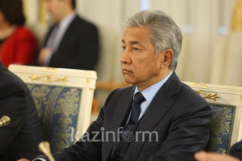 Имангали Тасмагамбетов освобожден от должности посла Казахстана в РФ
