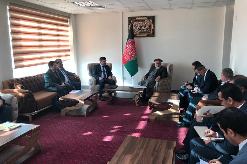 Kazakhstan to assist Afghanistan in establishing anti-corruption system