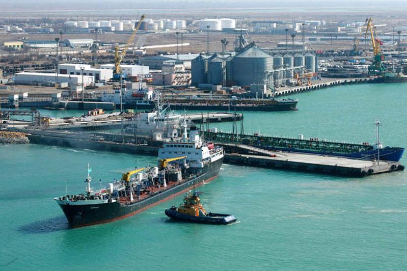 Kazakhstan's Kuryk port to have new dock for heavy cargo