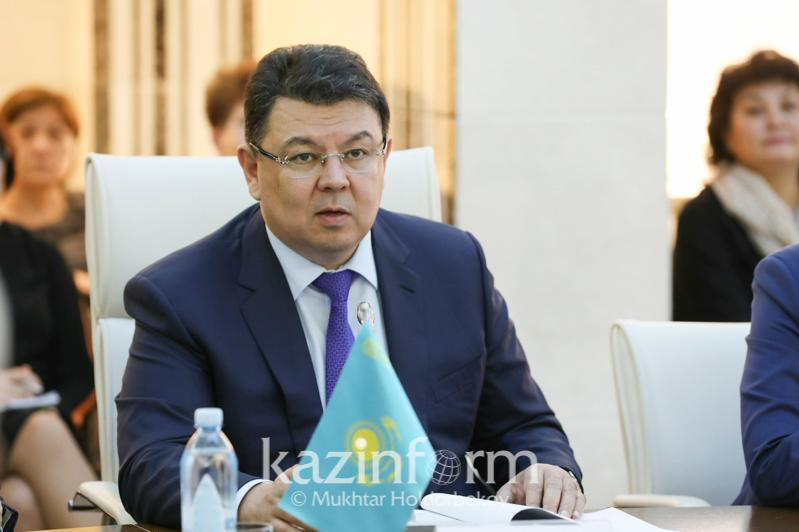 Kanat Bozumbayev appointed to post of Assistant to President