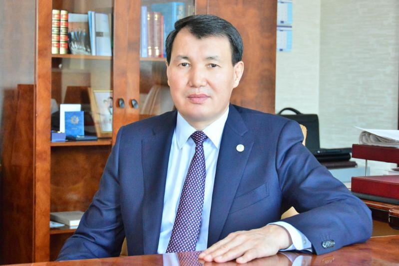 Алика Шпекбаева избрали президентом Всемирной федерации «Қазақ күресі»