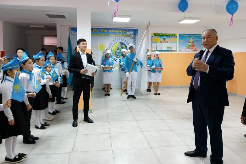 Школы отцов заработали в Туркестанской области