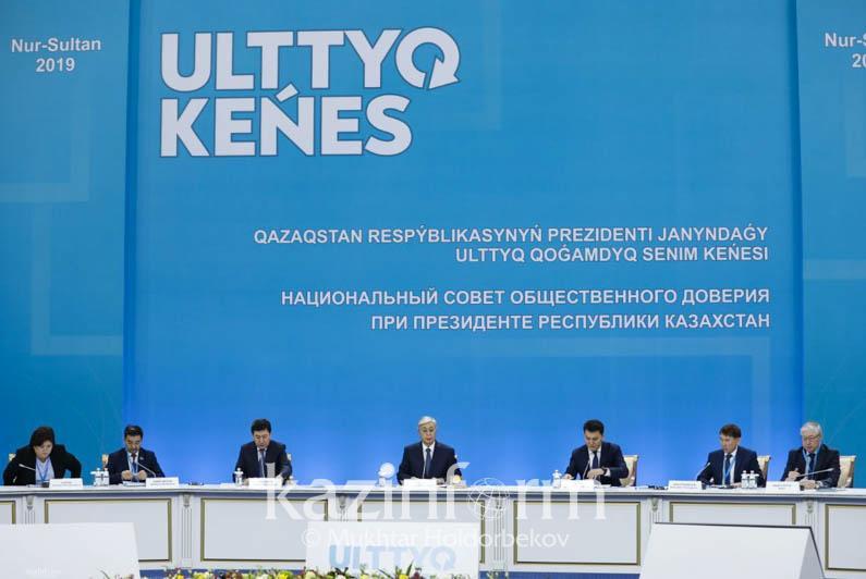 Мемлекет басшысы: Бізге парламенттік оппозиция институты қажет