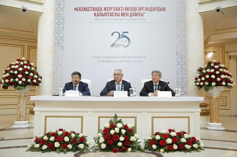 Махамбет Досмухамбетов: Депутаты маслихатов являются важным звеном местного госуправления