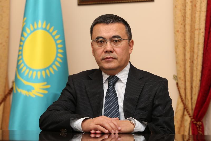 Мемлекет басшысы ҚР Сыртқы істер министрлігінің жауапты хатшысын қызметінен босатты
