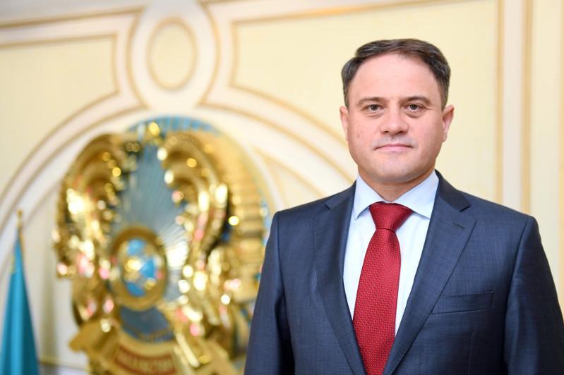 Roman Vassilenko appointed as Kazakhstan's Ambassador to Slovakia