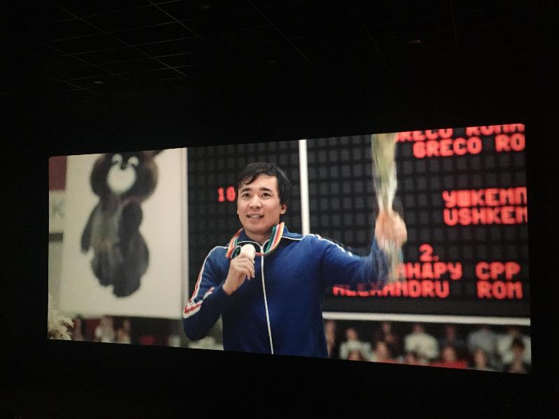 Фильм о первом казахе - олимпийском чемпионе презентовали в Алматы
