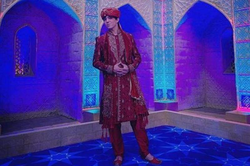 Димаш Құдайберген түскен Жаңа жылдық мюзиклдің трейлері желіде жарияланды