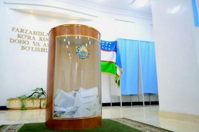 Өзбекстанда парламенттің төменгі палатасына сайлау өтіп жатыр
