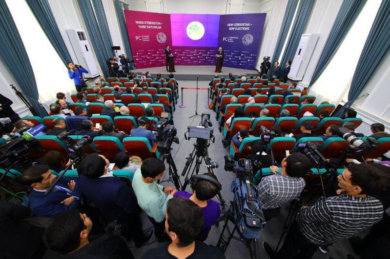 Өзбекстанда парламент сайлауының нәтижесі жарияланды